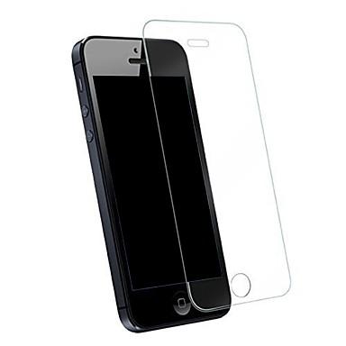 voordelige iPhone SE/5s/5c/5 screenprotectors-AppleScreen ProtectoriPhone SE / 5s 9H-hardheid Voorkant screenprotector 10 stuks Gehard Glas