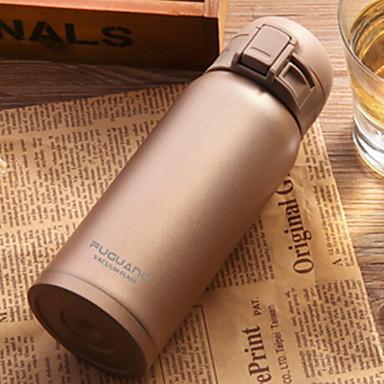 DRINKWARE الفولاذ المقاوم للصدأ كأس فراغ المحمول 1 pcs