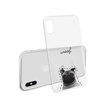 cagnolino Apple iPhone iPhone iPhone iPhone iPhone animati X disegno Per famose Morbido Plus 8 TPU retro Con X 8 Per Frasi Cartoni per Custodia 8 Fantasia 06787891 Plus 75Rfqn