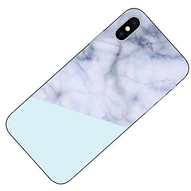 per iPhone marmo Effetto X 8 X Per Morbido iPhone iPhone Per Fantasia 8 Plus Custodia retro 8 disegno Transparente iPhone Apple TPU 06878431 iPhone 7PZqWwTa