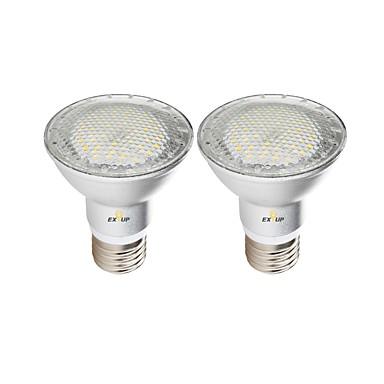 EXUP® 2pcs 7 W LED ضوء سبوت 630 lm E26 / E27 7 الخرز LED SMD 3030 ضد الماء أبيض دافئ أبيض كول أبيض طبيعي 85-265 V