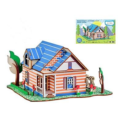 تركيب خشبي / ألعاب المنطق و التركيب الحديقةGarden Theme / الحكايةFairytale Theme مدرسة / المستوى المهني / التوتر والقلق الإغاثة خشبي 1 pcs في سن المراهقة / الأطفال الجميع هدية