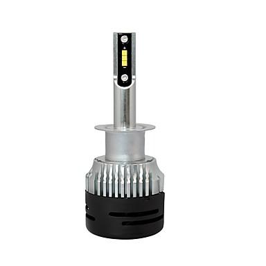 Factory OEM 2pcs H1 سيارة لمبات الضوء 30 W SMD LED 4500 lm 2 LED مصباح الرأس من أجل فولفو / فولكسواجن جميع الموديلات كل السنوات