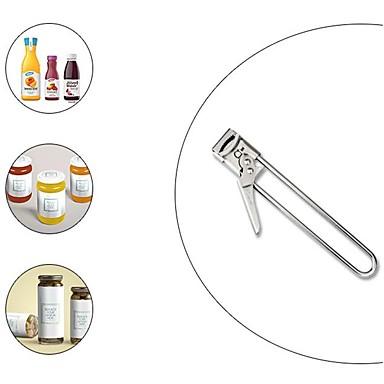 ستانلس ستيل الفتاحات متعددة الوظائف قبضة مريحة المطبخ الإبداعية أداة أدوات أدوات المطبخ لأواني الطبخ 1PC