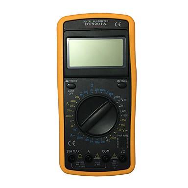 dt9201a lcd رقمي متعدد يده استخدام للمنزل والسيارة
