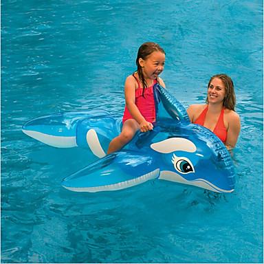 دلفين الحيوانات مريح بولي كلوريد الفينيل (البولي) للأطفال للبالغين الجميع ألعاب هدية