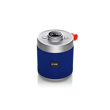 Q3SE Speaker USB مصغر أحذية لركوب الدرجات مزودة ببدال وماسك / مكبر صوت مكتبي أرزق بحري / تمويه اللون / S