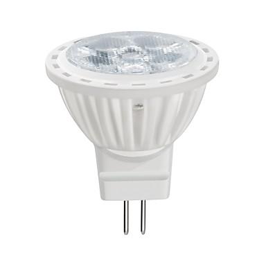 1PC 4 W LED ضوء سبوت 350 lm MR11 MR11 4 الخرز LED SMD 2835 أبيض دافئ أبيض كول 12 V