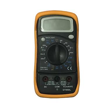 dt850l lcd يد رقميّ رقميّ يستعمل لبيت وسيارة