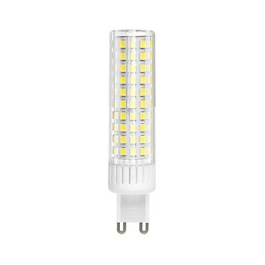 1PC 8.5 W أضواء LED ذرة 1105 lm G9 T 125 الخرز LED SMD 2835 تخفيت أبيض دافئ أبيض كول 220 V 110 V