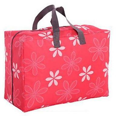محبوكة مستطيل بديع الصفحة الرئيسية منظمة, 1PC كيس / حقيبة الغسيل و السلة