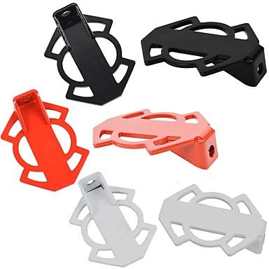 mi.xim دواسات الدراجة الجبلية مسطح و شقة خفة الوزن مضاعف سهل التركيب معدني إلى ركوب الدراجة دراجة الطريق دراجة جبلية BMX أبيض