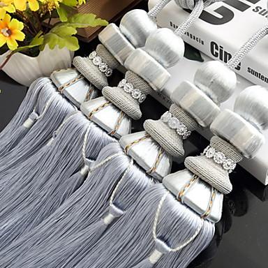 ستارة الاكسسوارات شرابة / تصميم جديد / ربطة الخلف الحديث 1 pcs