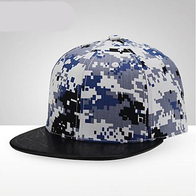 رمادي غامق كاكي أزرق البحرية قبعة البيسبول طباعة رجالي بوليستر,أساسي