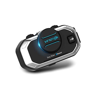V8 بلوتوث 3.0 سماعاتبلوتوث الأذن شنقا الاسلوب بلوتوث / MP3 / متعدد إنترفون دراجة نارية