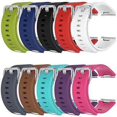 حزام إلى Fitbit ionic فيتبيت عصابة الرياضة خزفي / سيليكون شريط المعصم