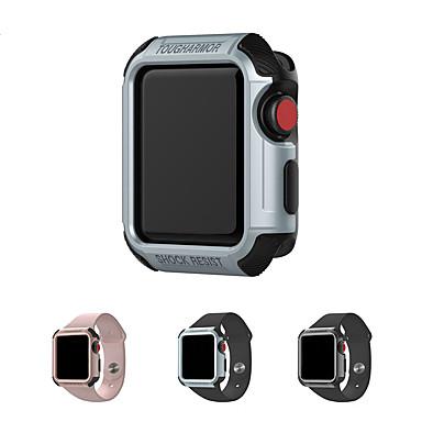 غطاء من أجل Apple Apple Watch Series 1 سيليكون / بلاستيك Apple