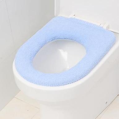 معقد التواليت / ملصقات الحمام متعددة الوظائف / سهلة الاستخدام الحديث البوليستر 1PC اكسسوارات المرحاض