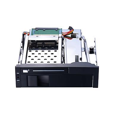 Unestech USB 3.0 إلى ساتا 3.0 القرص الصلب حملة محول صينية والتوصيل والتشغيل / الحالات مع الصمام الخفيفة / متعددة الوظائف / حالة صدمات 2000 GB ST7221B