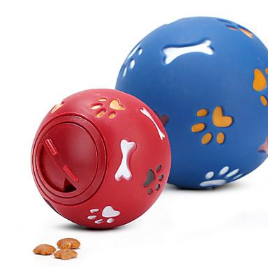 59820ece0371 Χαμηλού Κόστους Παιχνίδια για γάτες-Μπάλα Φιλικό προς τα Κατοικίδια Φαγητό  Ελαστικό Καουτσούκ Για Σκυλιά