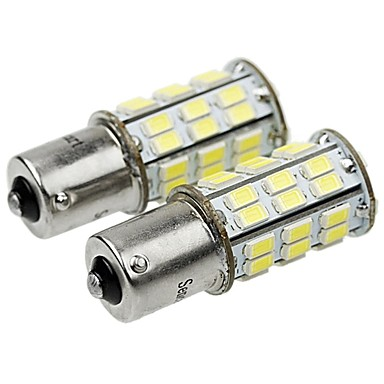 Недорогие Фары для мотоциклов-SENCART 2pcs T20 (7440,7443) / 3156 / 3157 Мотоцикл / Автомобиль Лампы 20 W SMD 5630 800-1200 lm 42 Светодиодная лампа / Галогенная лампа