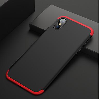 ケース 用途 Apple iPhone X / iPhone XS 耐衝撃 / 超薄型 バックカバー ソリッド ハード PC のために iPhone XS / iPhone X
