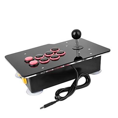 02 Kablolu Oyun Denetleyicileri Uyumluluk Sony PS3 / PC ,  Havalı Oyun Denetleyicileri ABS 1 pcs birim