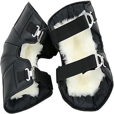 voordelige Beschermende uitrusting-Motor beschermende uitrusting voor Knie Pad Allemaal Wol / Koeienhuid Windbestendig / Gemakkelijke dressing / Thermische / Warm