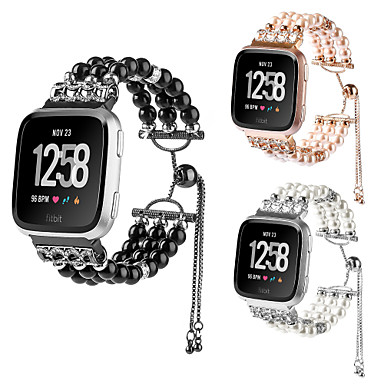 povoljno Muški satovi-Legura Pogledajte Band Remen za Apple Watch Series 4/3/2/1 Crna / Bijela / Pink 23 cm / 9 inča 2.1cm / 0.83 Palac