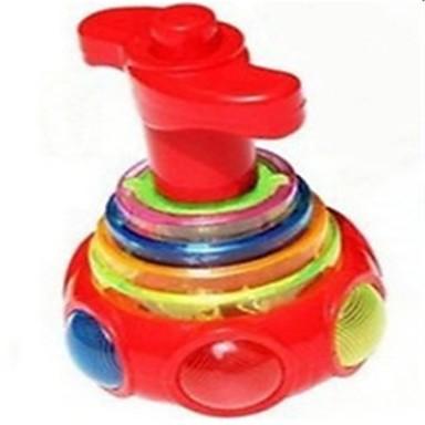 economico Trottole-Trottola Luminoso Plastica Sport All'aperto Pezzi Teen Tutti Giocattoli Regalo