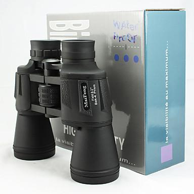 MaiFeng 20 X 50 mm Lornetka Wyskoka rodzielczość Ręczne Wielowarstowe powlekanie BaK4 / Obserwacja ptaków