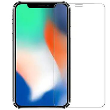 Screenprotector voor Apple iPhone XS / iPhone XR / iPhone XS Max Gehard Glas 1 stuks Voorkant screenprotector High-Definition (HD) / 9H-hardheid / 2.5D gebogen rand