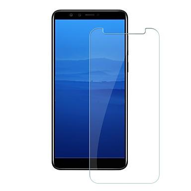 Недорогие Аксессуары для мобильных телефонов-HuaweiScreen ProtectorY9 (2018)(Enjoy 8 Plus) Уровень защиты 9H Защитная пленка для экрана 1 ед. Закаленное стекло