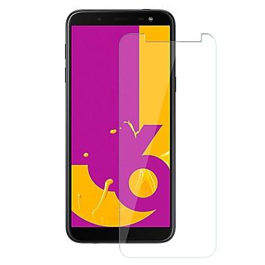 Proteggi Schermo per Samsung Galaxy J6 Vetro temperato 1 pezzo Proteggi-schermo frontale Durezza 9H / Anti-graffi