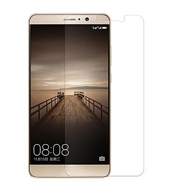 Недорогие Аксессуары для мобильных телефонов-HuaweiScreen ProtectorMate 9 Уровень защиты 9H Защитная пленка для экрана 1 ед. Закаленное стекло