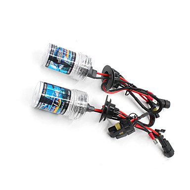 2pcs H11 Car Light Bulbs High Performance LED 3600 lm HID Xenon