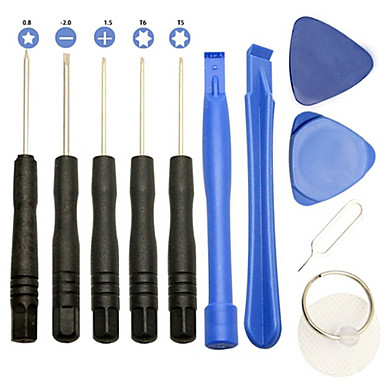 cheap Hand Tools-Smart Mobile Phone Screwdriver 11 in 1 Disassemble Opening Pry Set Hand Tools