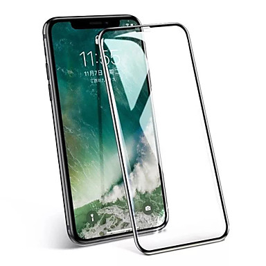 Недорогие Защитные плёнки для экрана iPhone-AppleScreen ProtectoriPhone XS Max HD Защитная пленка для экрана 1 ед. Закаленное стекло