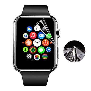Недорогие Защитные пленки для Apple Watch-Защитная плёнка для экрана Назначение Apple Watch Series 4 PET HD / Ультратонкий 10 ед.