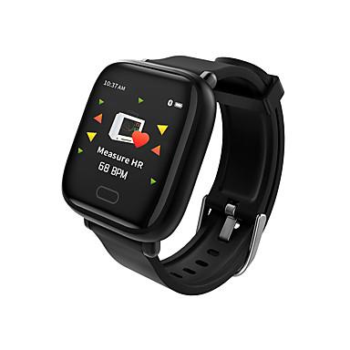 זול שעונים חכמים-Factory OEM VO421D יוניסקס חכמים שעונים Android iOS Blootooth עמיד במים מוניטור קצב לב מודד לחץ דם מסך מגע כלוריות שנשרפו מד צעדים מזכיר שיחות מד פעילות מעקב שינה תזכורת בישיבה