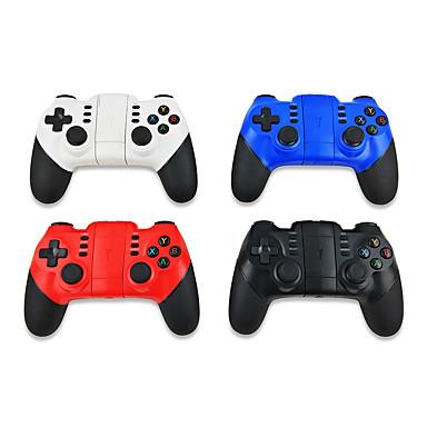 olcso Videojáték tartozékok-pxn x6 vezeték nélküli játékvezérlők / joystick vezérlő fogantyú ios / androidhoz, bluetooth új design / hordozható játékvezérlők / joystick vezérlő fogantyú abs 1 db egység