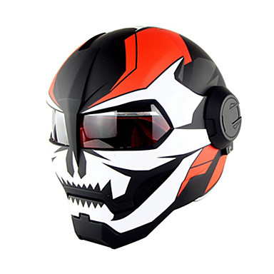 저렴한 헬맷 & 마스크-최고 품질 / 통기성 성인 남성 오토바이 헬멧 오픈 얼굴