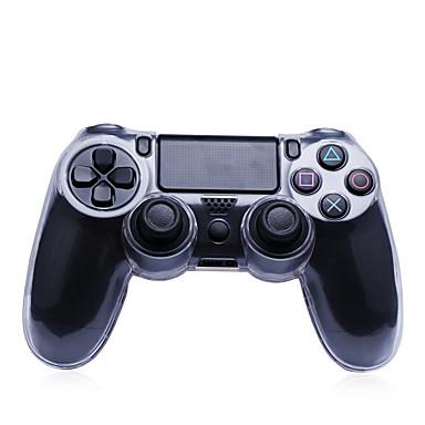 olcso Videojáték tartozékok-átlátszó védő tartós ház játékvezérlő házvédő a PS4 számára