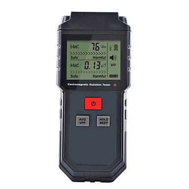 et825 radiație electromagnetică tester radiație detector de radiație emf metru portabil de detectare a luminii ultraviolete de lumină