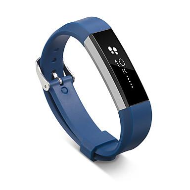 Παρακολουθήστε Band για Fitbit Alta Fitbit Αθλητικό Μπρασελέ σιλικόνη Λουράκι Καρπού