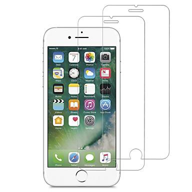 voordelige iPhone SE/5s/5c/5 screenprotectors-screen protector voor apple iphone 5 / iphone se / 5s / iphone 6 gehard glas 2 stks voorscherm beschermer hoge definitie (hd) / 9h hardheid / 2.5d gebogen rand