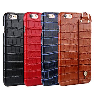 Недорогие Кейсы для iPhone-чехол для apple iphone xs max / iphone 8 plus противоударная задняя крышка сплошная мягкая натуральная кожа для iphone 7/7 plus / 8/6/6 plus / xr / x / xs