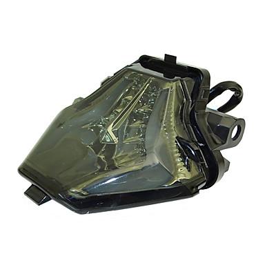 voordelige Motorverlichting-motorfiets achterlichten remlichten knipperlichten geïntegreerd ledlicht voor yamaha r25 r3 mt03 mt07