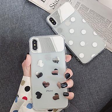 voordelige iPhone X hoesjes-hoesje voor apple apple iphone xs / iphone xs max schokbestendig achterklep dierlijk hard gehard glas voor apple iphone xs / iphone xs max