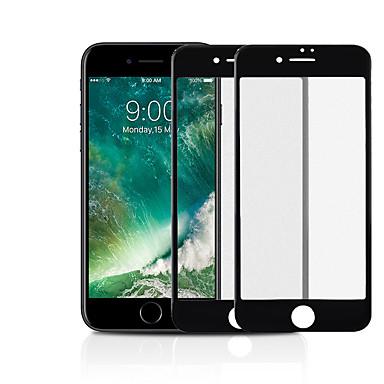 Недорогие Защитные плёнки для экрана iPhone-защитная пленка для экрана Apple iphone 6 / iphone 6 plus / iphone 6s из закаленного стекла 2 шт. передняя защитная пленка для экрана 9h твердость / матовая / против отпечатков пальцев